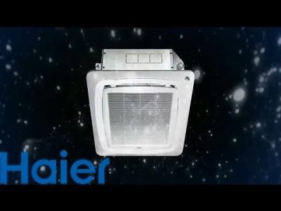 Embedded thumbnail for Smart Flow - блоки с интеллектуальным распределением воздуха на 360 градусов от Haier