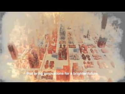 Embedded thumbnail for Hitachi Vision (корпоративный ролик)