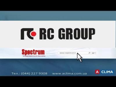 Embedded thumbnail for Программа расчета SPECTRUM
