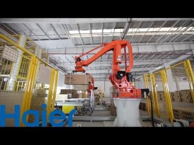 Embedded thumbnail for Автоматизированный завод кондиционеров Haier